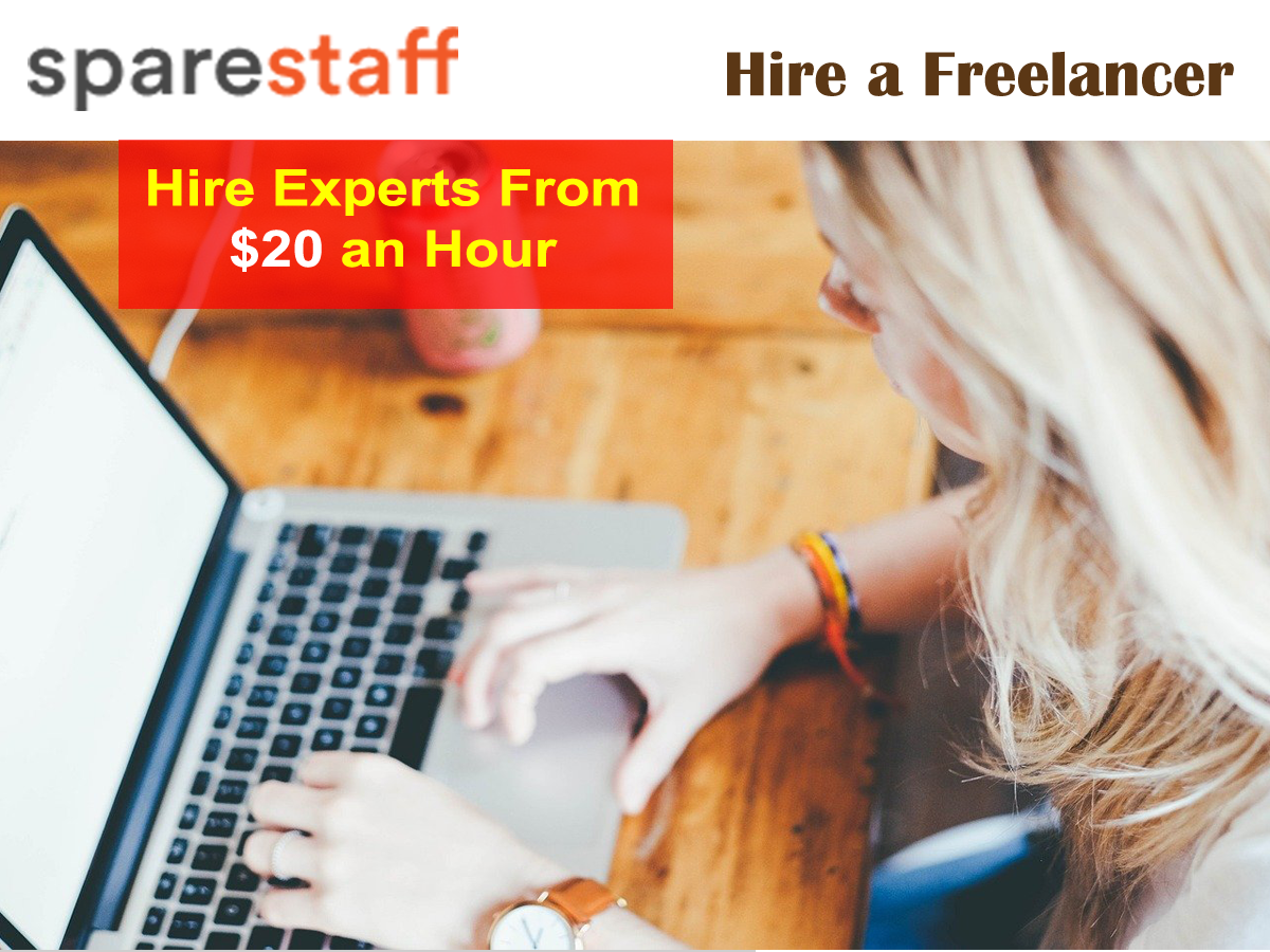 Hire Freelance Experts from $20 an hour